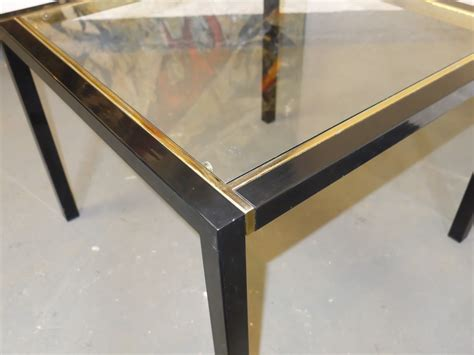 coffee side tables trolleys black and gold coffee