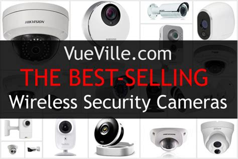 best selling wireless home security cameras vueville