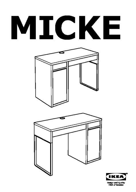 scrivania micke micke scrivania bianco ikea italy ikeapedia