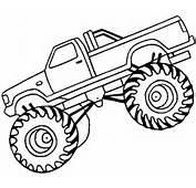 Dibujos De Monsters Cars Y Trucks Para Colorear – Imagen Autos