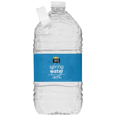 Whole Foods Market Detox Water Gallon by 365 Water 1 Gal From Whole Foods Market Instacart