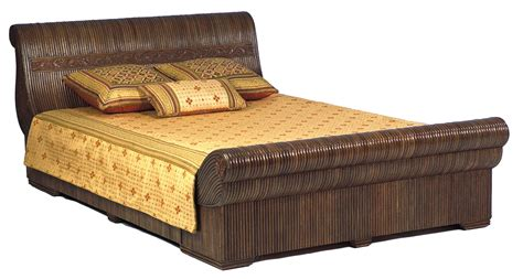 pic of bed jewel sleigh bed queen and king palma brava furniture