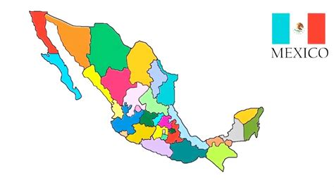 mexco map how to draw map of mexico mexico map