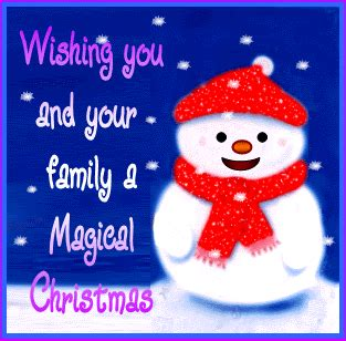 wishing    family  magical christmas pictures   images  facebook