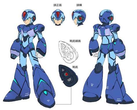 Game Design Mega Man X   truforce collectibles megaman x action figure rockman x