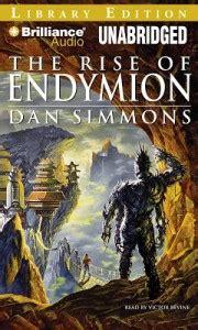 libro el ascenso de endymion cr 237 tica de el ascenso de endymion de dan simmons