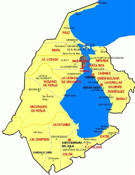 imagenes del zulia venezuela mapa del estado zulia para colorear imagui