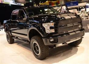 Ford Shelby Truck The Shelby F 150 Flexes Big Muscles In Chicago Ford