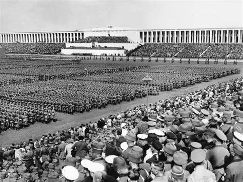 hitler nuremberg nazi rallies nuremberg germany s dilemma over the nazis field of