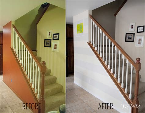 Interior Home Painting Cost Living Room Makeover Before And After Itsy Belleitsy Belle