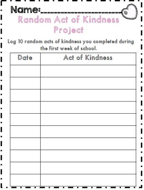 Kindness Worksheets by 1000 Ideas About Kindness Activities On
