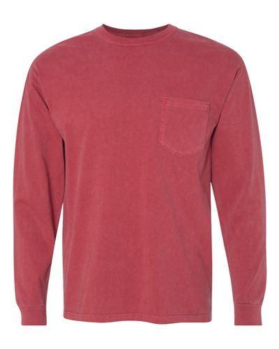 design comfort colors pocket tee comfort colors long sleeve pocket tee pocket tees
