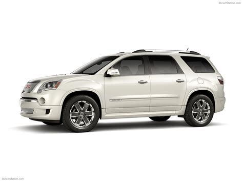 gmc 2012 acadia gmc acadia 2012 car picture 01 of 20 diesel station
