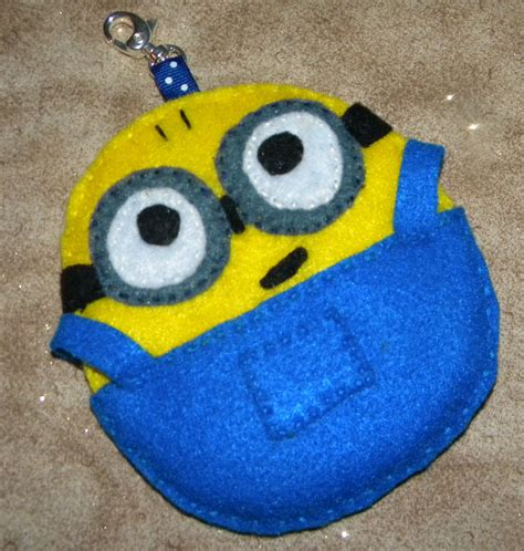 pattern felt minion minions on pinterest despicable me despicable me 2 and