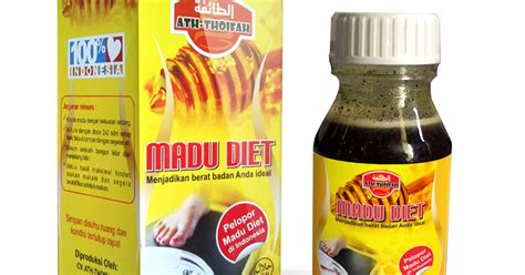 Obat Pelangsing Herbal Susut Lemak Fiforlif madu diet ath thoifah arsyfa herbal