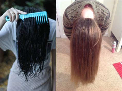 how to grow 2 4 inches of hair in one week grow your hair 2 4 inches in one week inversion method