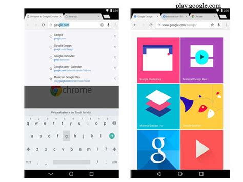sign into chrome on android sign into chrome 9 tricks every android user should the economic times