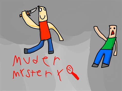 roblox thumbnail murder roblox