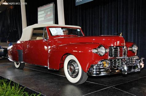 lincoln continental 1946 1946 lincoln continental images photo 46 lincoln