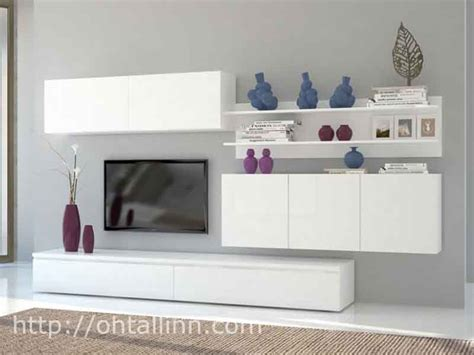 best white gloss wall units living room unique living