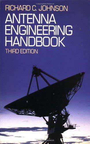 Antenna Design Engineer by Antenna Engineering Handbook Pdfsr