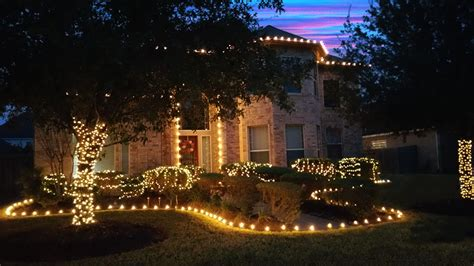 281 819 0163 christmas light installation
