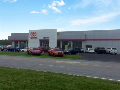 Toyota Dealers Nc Victory Toyota Wilkesboro Wilkesboro Nc