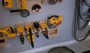 Power Tool Storage Garage Journal Cleat Storage The Garage Journal Board Tool