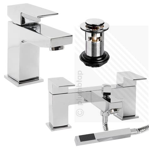 taps mixer bathroom arian tulsi square bathroom basin mixer and bath shower