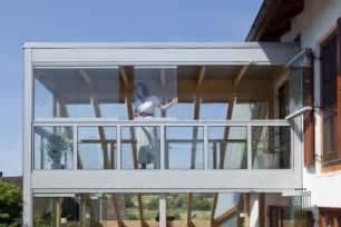 balkon zum wintergarten umbauen wintergarten balkon innenr 228 ume und m 246 bel ideen