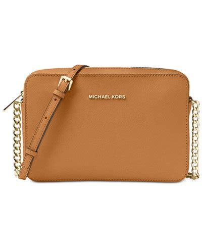 Sling Bag Handbag Mk 8994 L 1 michael michael kors jet set travel large crossbody handbags accessories macy s