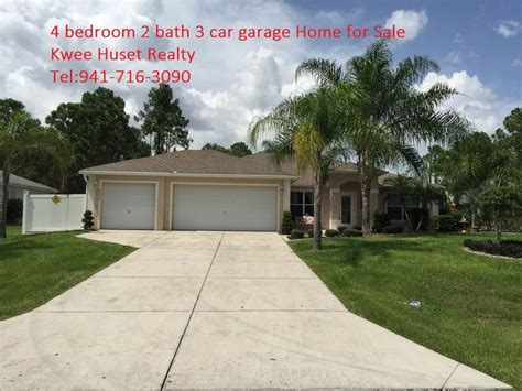 bedroom  bath  car garage home  sale north por