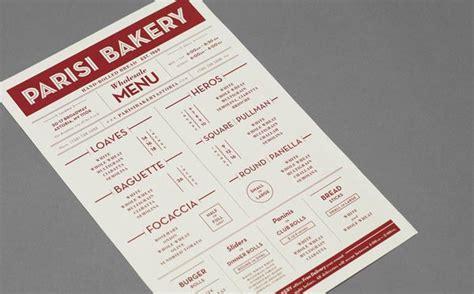design menu in html 45 inspiring exles of restaurant menu designs jayce