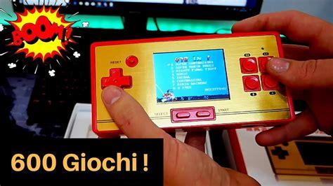 miglior console giochi la migliore console per retrogaming portatile 600
