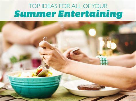 164 best summer entertaining images top notch summer entertaining tips owless