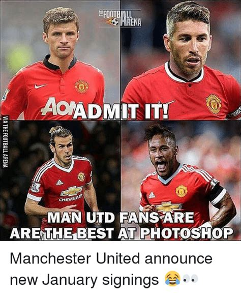 Funny Man Utd Memes - funny manchester united and photoshop memes of 2017 on sizzle