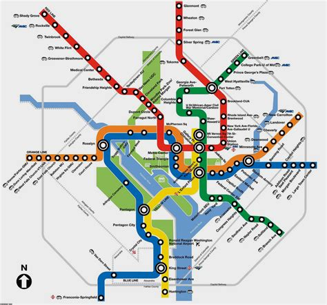 washington dc map subway washington dc metro map a photo on flickriver