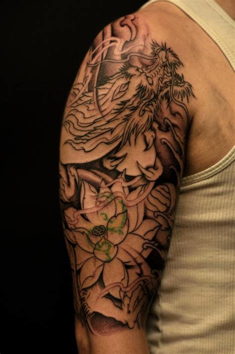 black people tattoo sleeve design pictures