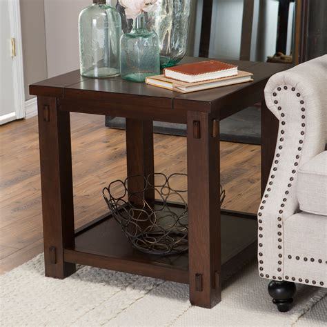 black square end table end tables designs end table square shape wooden