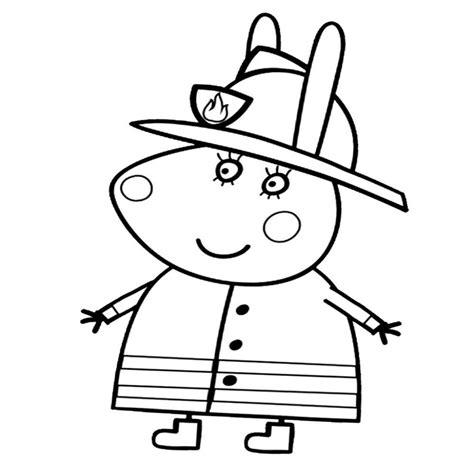 peppa pig para colorear pintar e imprimir 10 dibujos para colorear peppa pig online