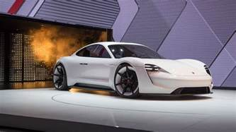 Electric Porsche Porsche Is Challenging Tesla With A New Sleek Affordable