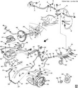 Brake Line Diagram 1998 Chevy S10 Chevy 1996 S10 2 2l Engine Diagram Get Free Image About