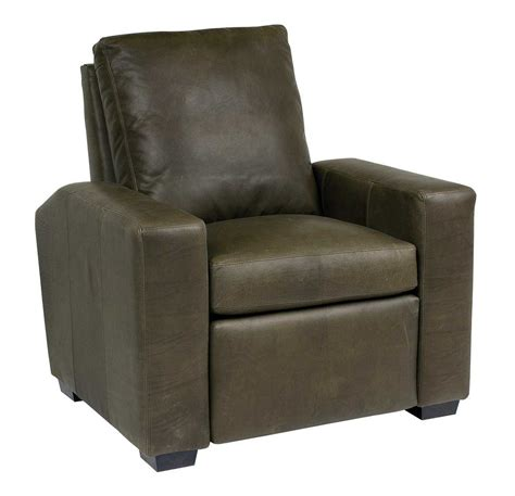 Classic Leather Recliner by Classic Leather Metro Recliner Cl11766rcl