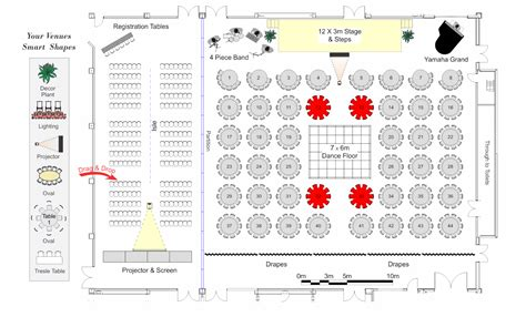 banquet table layout software event layout software the ability to create function