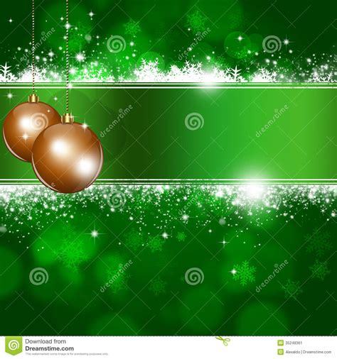 Times Promotes Green Holidays by Green Background Stock Illustration Image Of