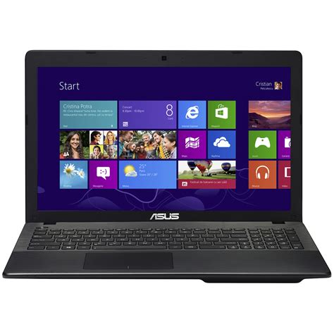 Laptop Asus Cu Windows laptop asus x552ea sx289b cu procesor amd e2 3800 1 30ghz 15 6 quot 4gb 500gb dvd