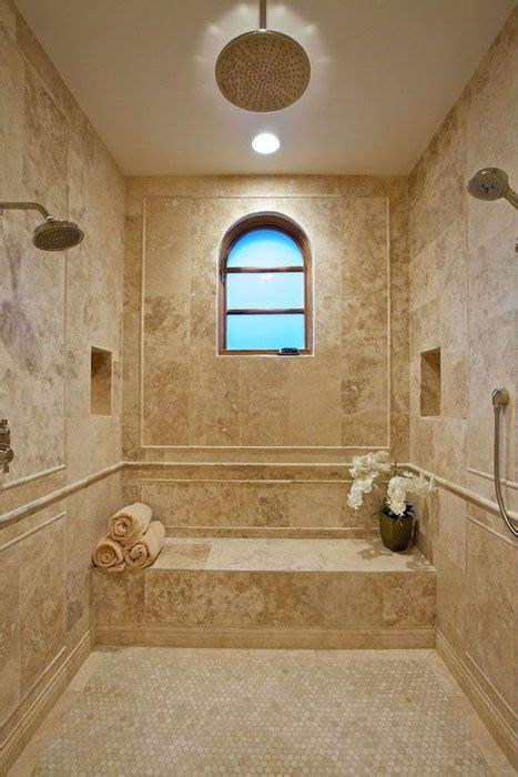 luxury walk  showers design ideas bathroom