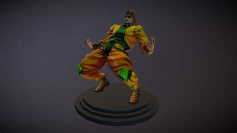 dio wry pose    model  badwolf atbadwolf dab sketchfab