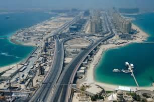 In Dubai Travel Trip Journey Palm Jumeirah Dubai