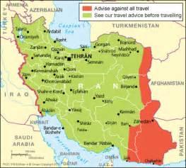 iran travel advice govuk
